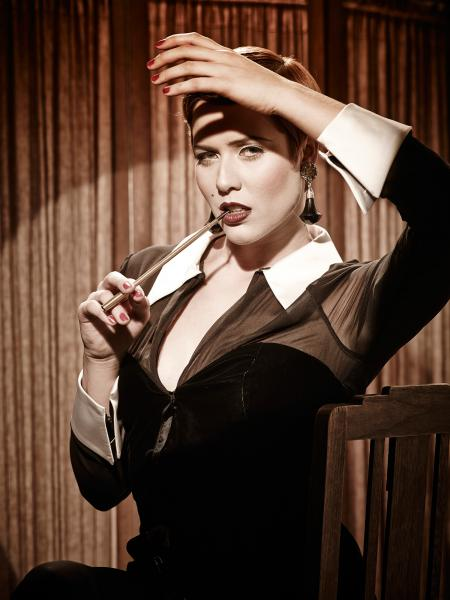 fotografie Paul Delaet Make up: Bo Tijskens / Model Ine Nijs