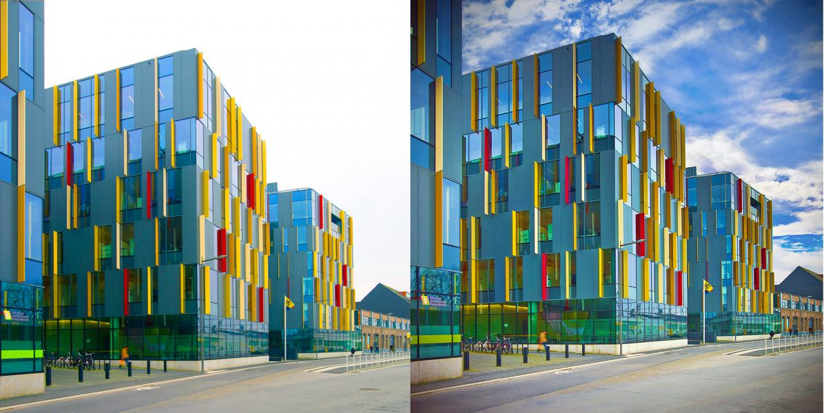 Architectuur fotografie Paul delaet Jansen Building
